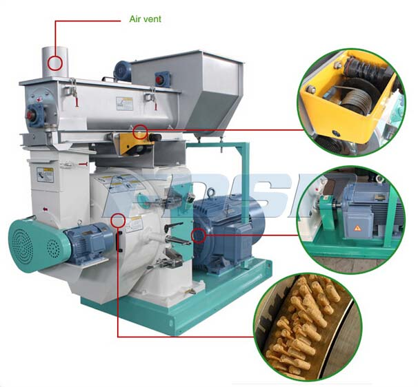 buy fertilizer press pellet machine